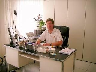 Bilder der Praxis: Sprechzimmer/ Behandlungszimmer (Dr. Ulrich Müller)