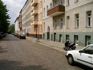 Bilder der Praxis: Eingang in der Plantagenstraße 10 in 13347 Berlin